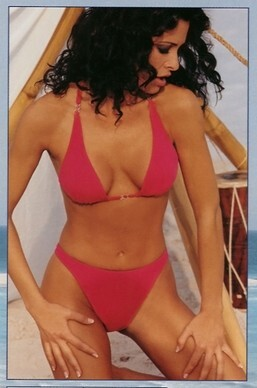 ad9989eb9edd Costume da bagno bikini 2 pezzi donna con coppetta morbida made in Italy  AMAREA 3162