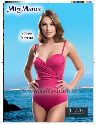 35d039df658b Costume intero donna mare piscina coppa ferretto MISS MAREA by AMAREA 707
